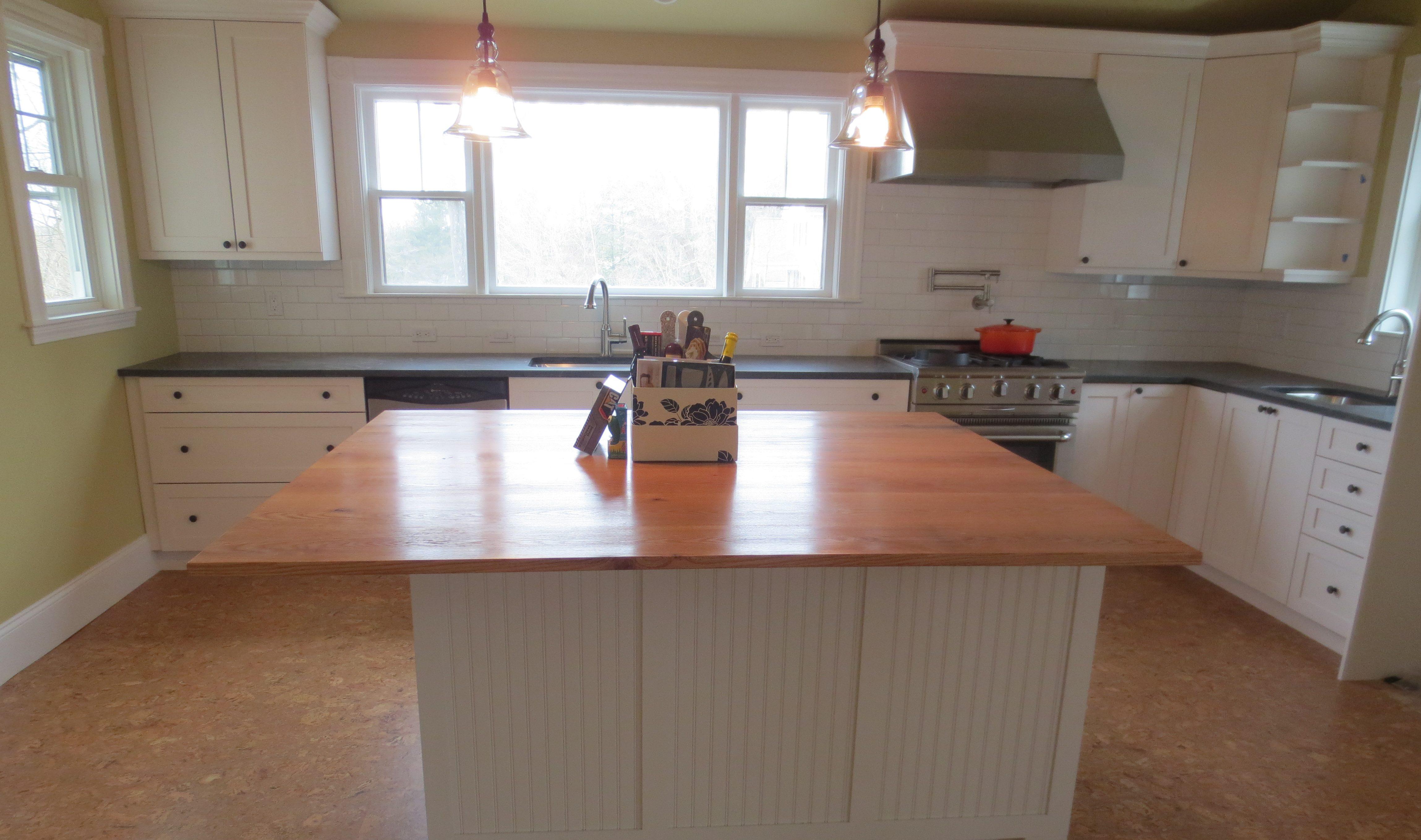 Select Home Repair_Custom Kitchen Island