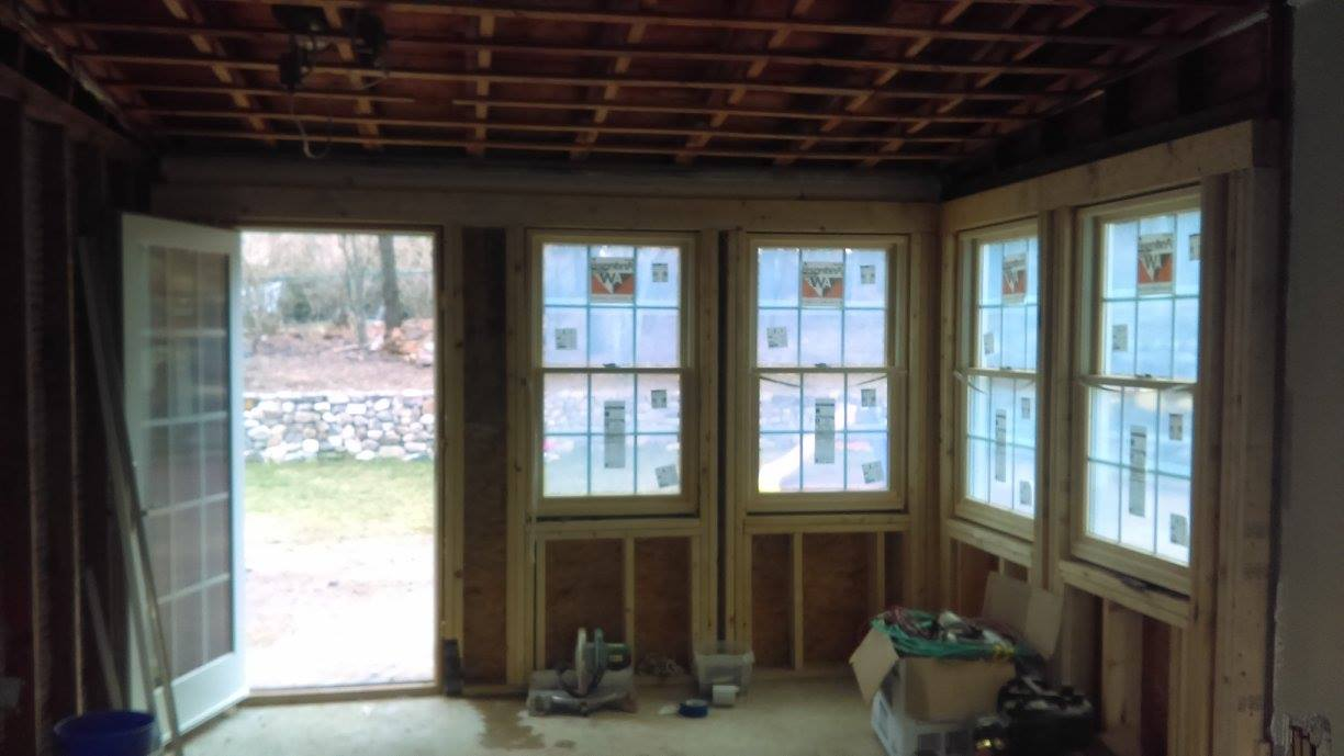 Handyman Window Installation